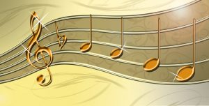 music, staves, clef