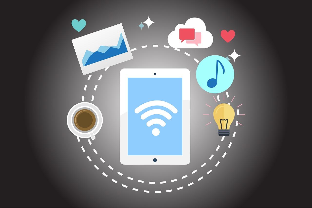 media, social, digital